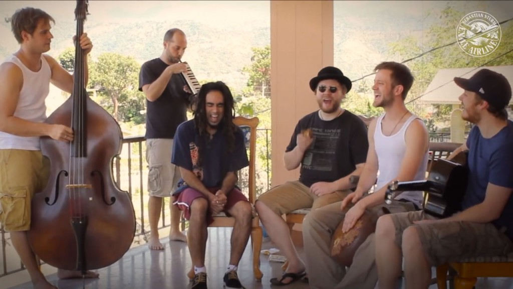 Sebastian Sturm & Exile Airline - True Music (Acoustic)