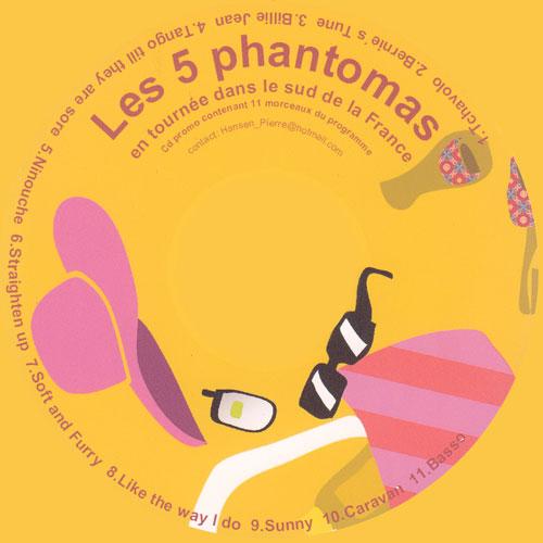Les-5-Phantomas